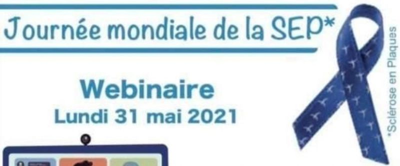 Journée mondiale de la SEP le 31/05/2021